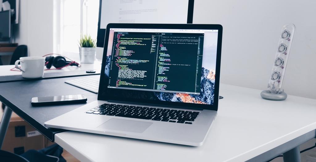 laptop-showing-coding-program